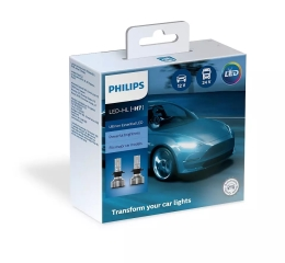 PHILIPS LED H7 Ultinon Essential 2 pcs